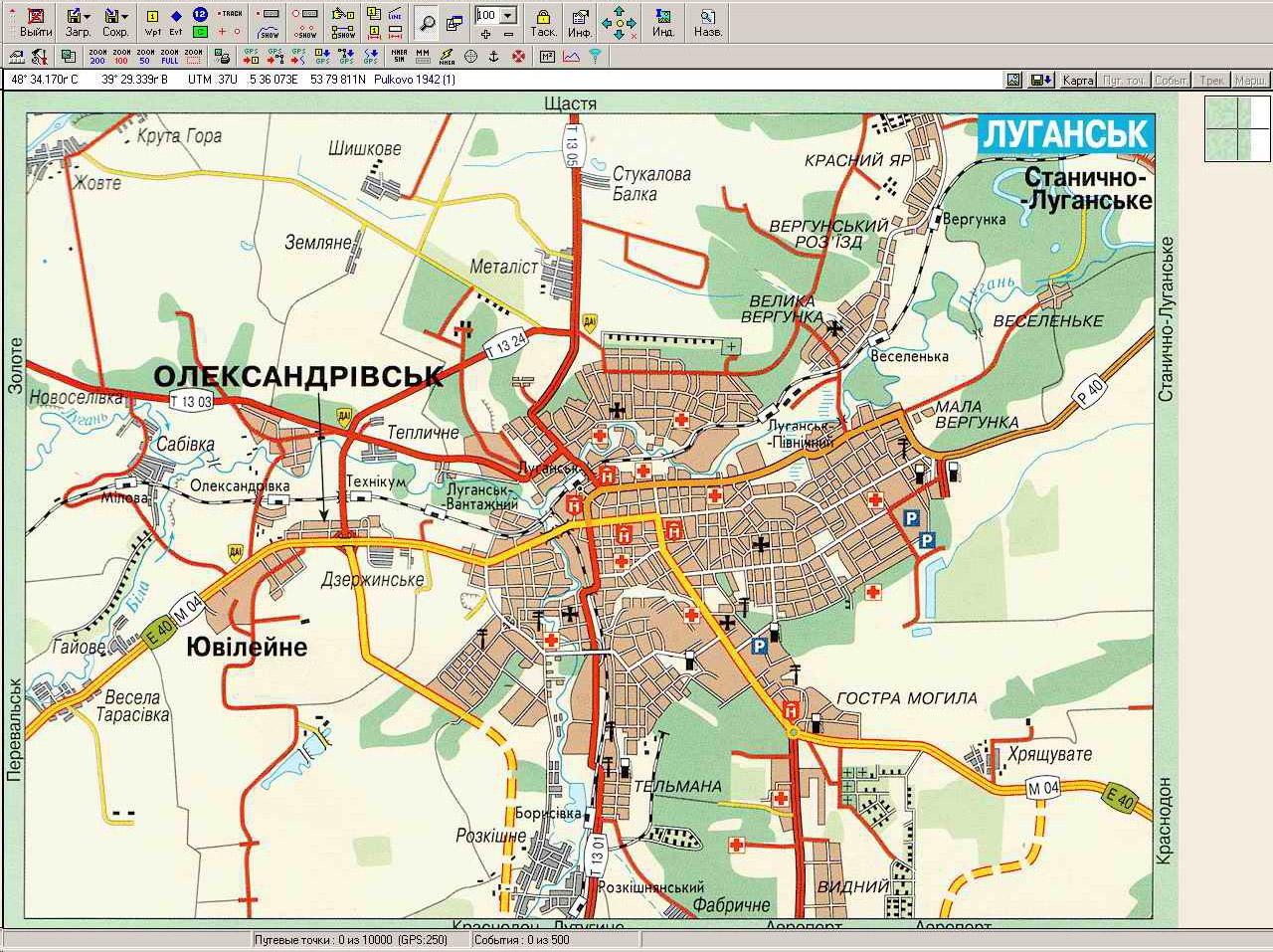 скачать карту для навигатора украины бесплатно