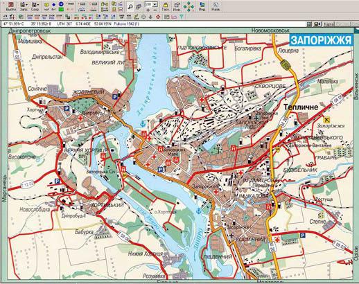 скачать бесплатно карту украины для навигатора gps